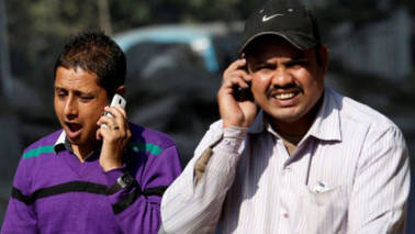 Bharti, Idea, RComm fall 4-7% as TRAI halves mobile call connect charge; RIL up 4%