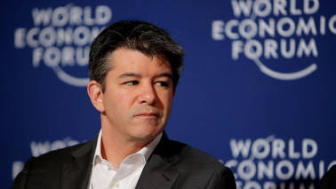 Never thought I would be writing my own resignation: Uber CEO Travis Kalanick