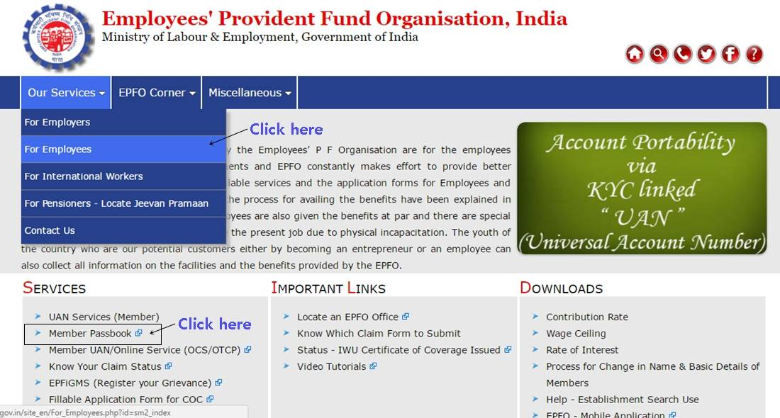 How to check your EPF balance in 6 easy steps - Moneycontrol com