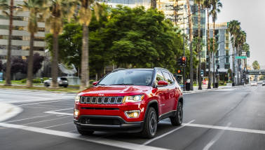 Jeep Compass to commence petrol variant delivery from Diwali