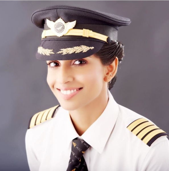 India S Anny Divya Is The Youngest Woman Commander Of A