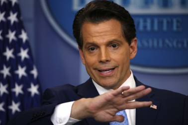 Anthony Scaramucci apologised for describing Trump as 'hack politician', calling it one of his 'biggest mistakes'