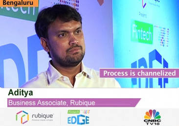 Aditya – Rubique has helped in channelizing the process
