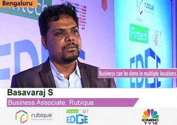 Basavaraj S - Rubique allows me to do business in multiple locations