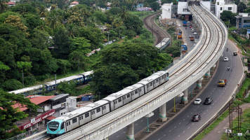 AIIB approves $335 mn loan for Bangalore metro