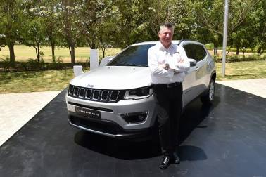 Jeep Compass registers 5000 plus bookings, teams up with FCA service brand Mopar