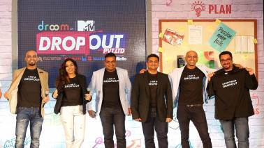 MTV launches Dropout Pvt. Ltd, to create a startup on live TV