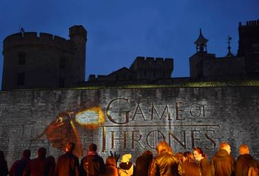 How the fire-breathing dragons on 'Game of Thrones' are made