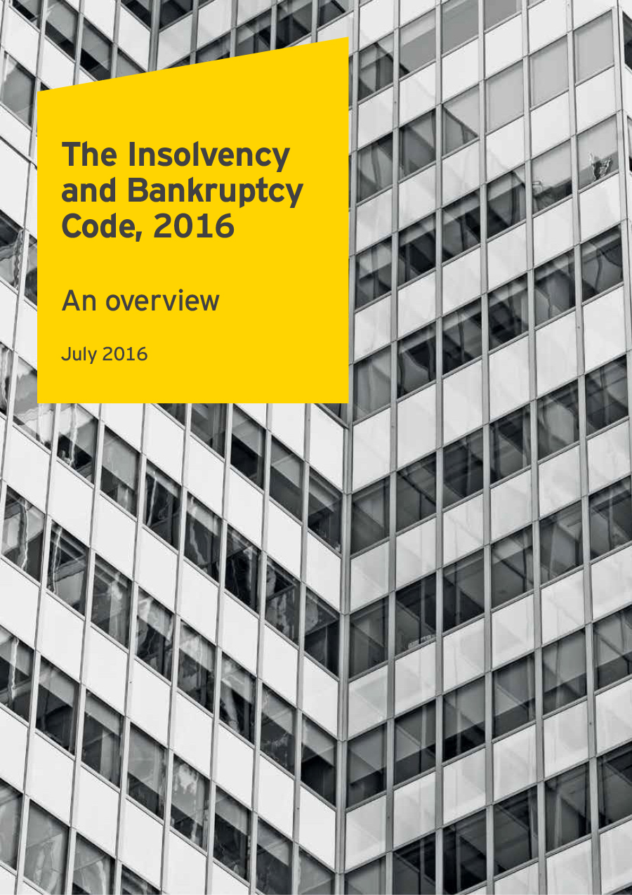 Overview on Insolvency And Bankruptcy Code