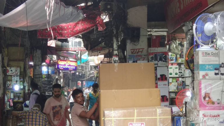 GST is not going to have much impact, say electronics traders in Old Delhi