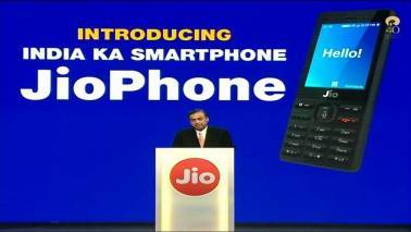 RIL AGM: Reliance launches JioPhone, for Rs 0