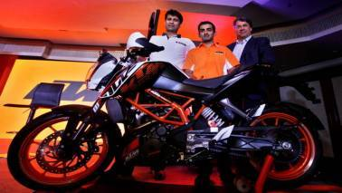 Bajaj says close to finalising an alliance; markets speculate it could be Ducati
