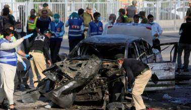 20 dead, 30 injured in blast targeting cops near CM's residence in Lahore