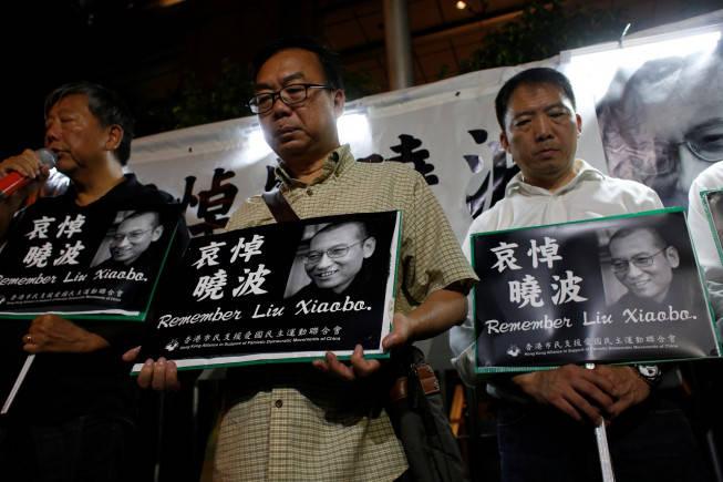 Chinese Nobel laureate Liu Xiaobo dies at 61