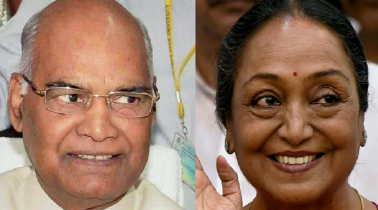 Ram Nath Kovind gets 60683 votes, Meira Kumar 22941 in first 4 states