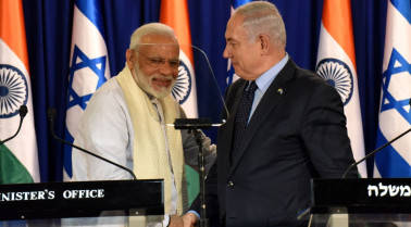 Israel eyes 1 lakh tourists from India by 2018