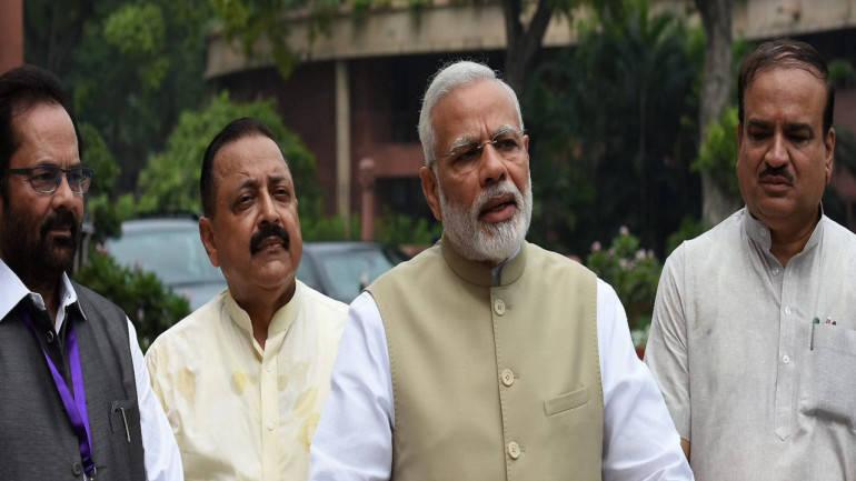 PM Modi hopes Monsoon session runs with GST spirit