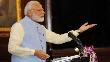 Try khadi gift coupons on Diwali, PM tells India Inc