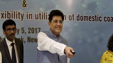 Goyal promises smooth coal supply to power plants by early Oct