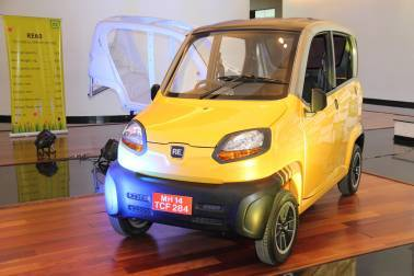 Bajaj Qute quadricycle may launch in India later this year