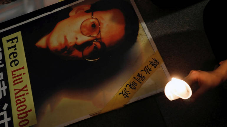 China bears 'heavy responsibility' for Liu death: Nobel Committee