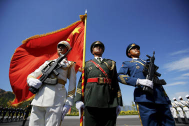 Doklam Standoff: Chinese army scale down war games on PLA's 90th anniversary