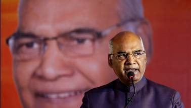 Kovind first BJP leader to be President