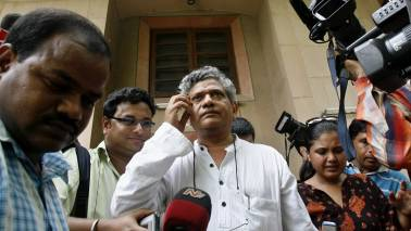 CPI(M) says no to third Rajya Sabha term for top leader Sitaram Yechury