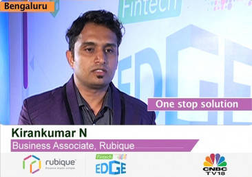 Kirankumar N  - Rubique is a one stop solution to amplify business