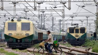 8 of every 100 trains cancelled in 2014-2016 due to unrest : Centre