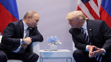 Trump intends to sign Russia sanctions bill: White House