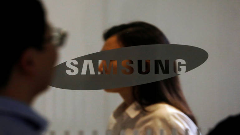 Samsung Electronics on track for record third-quarter as chips soar