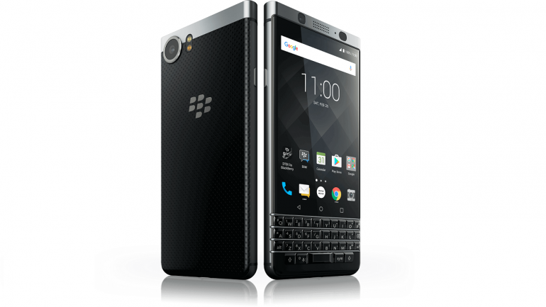 BlackBerry expected to launch its first QWERTY keyboard Android phone KEYone in India