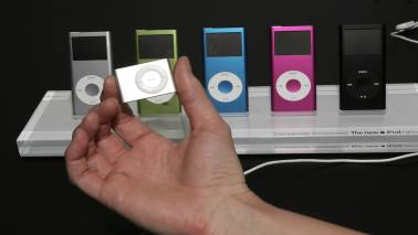 Final note for iPod shuffle and nano: Apple to stop selling its classic music players