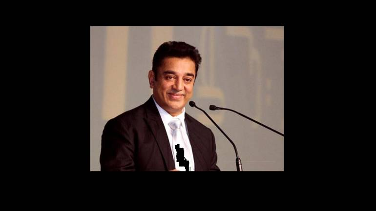 Getting queries if I will join DMK: Kamal Haasan