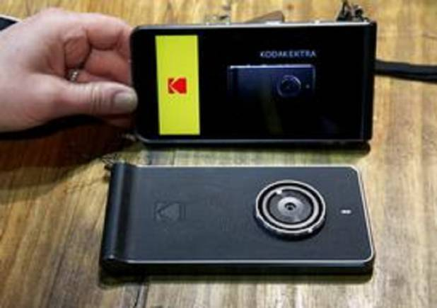 Focused on photography, the Kodak Ektra Smartphone arrives in India
