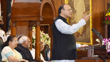 Little dip, but govt addressing challenges on economy: Jaitley