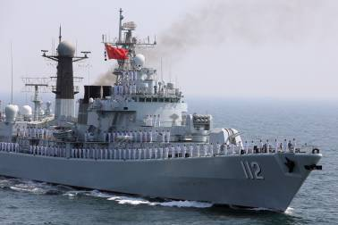 Nations should get used to its navy in the Indian Ocean: Chinese media
