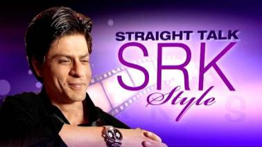 Straight Talk: SRK talks family, films & fame