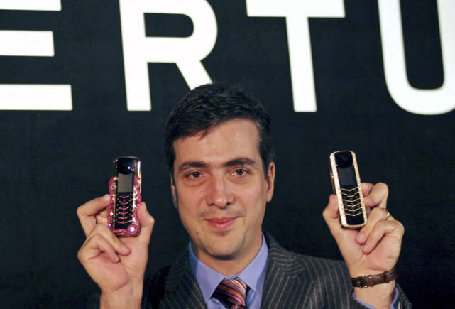 Luxury phonemaker Vertu shuts shop