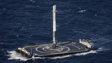 Leg up for SpaceX: US General backs Elon Musk's reusable rocket technology