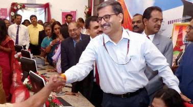 Air India CMD Ashwani Lohani appointed Railway Board Chairman