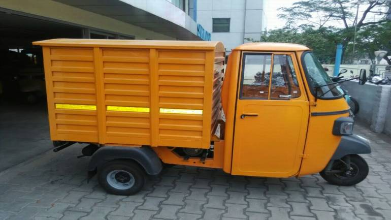 In a first, Flipkart gets a tailor-made mini truck for faster delivery