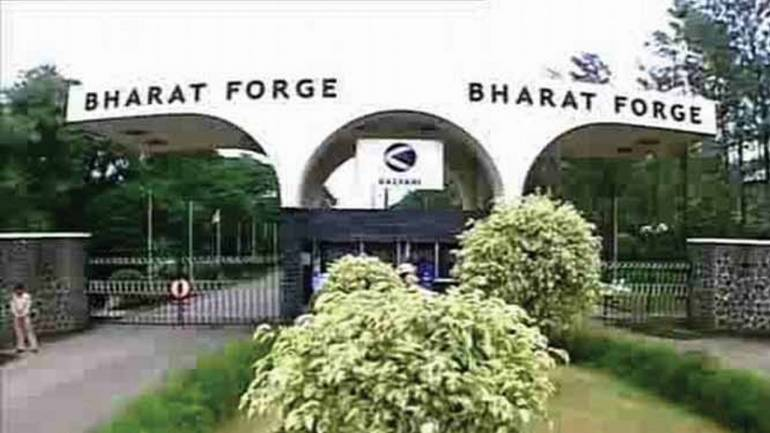 Bharat Forge — multiple growth levers at a premium valuation