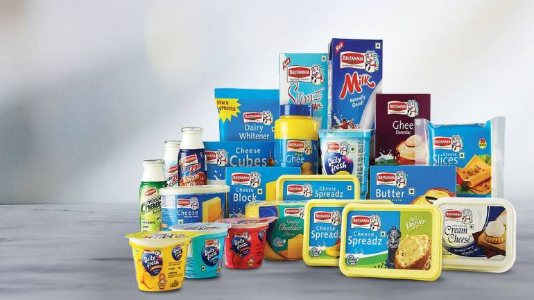 Britannia Industries Q1 net profit at Rs 216 crore; shares gain 6%