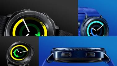 Samsung launches Gear Sport, Gear Fit2 Pro and takes on Apple Airpods with its IconX earbuds