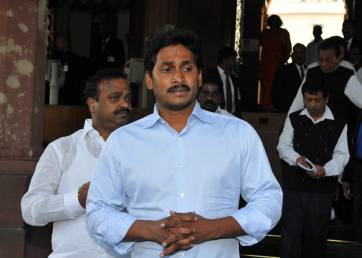 Jagan booked for 'objectionable' remarks against Andhra Pradesh CM
