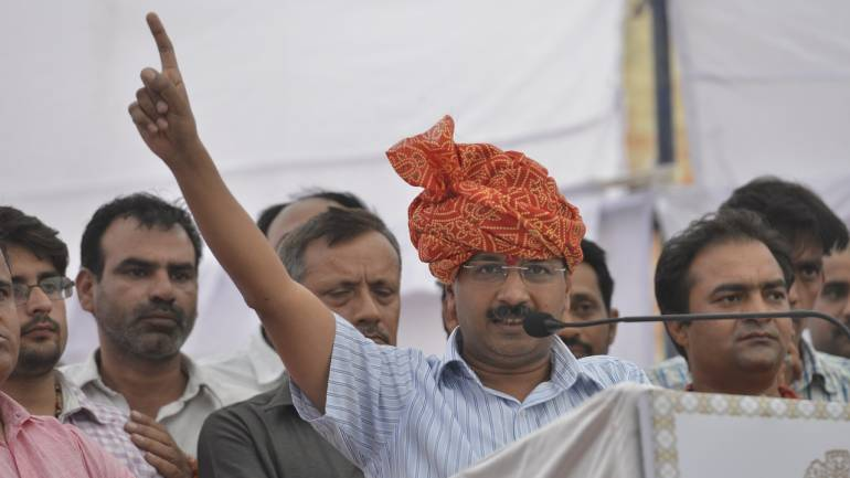 'An Insignificant Man' - a documentary on Arvind Kejriwal to be released next month