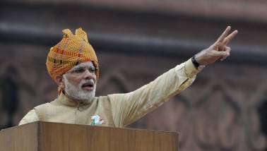 I-Day Speech Highlights: PM Modi says fight against black money, terrorism will continue