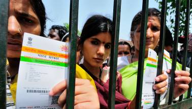 Only 2,300 bank branches open Aadhaar centres on premises